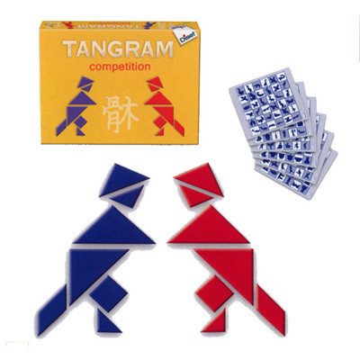 76504  Tangram Competition