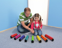 88960 Rainbow sound tubes 8 kpl.