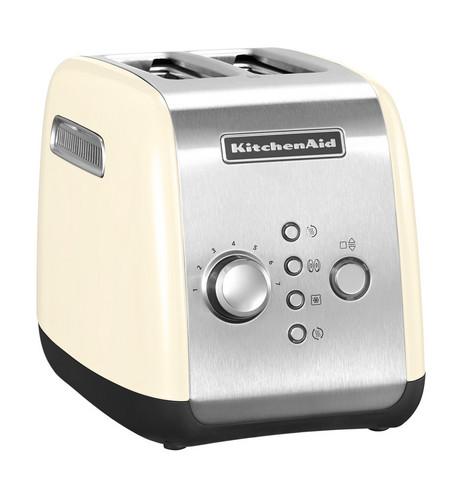 KitchenAid leivänpaahdin 2 palaa 5KMT221EAC kerma