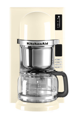 KitchenAid Pour over kahvinkeitin 5KCM0802EAC mantelin kerma 1,25 L