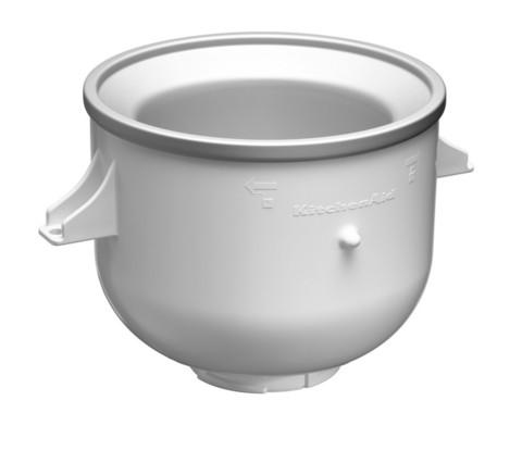 Kulho jäätelön valmistukseen 5KICA0WH KitchenAid yleiskoneeseen