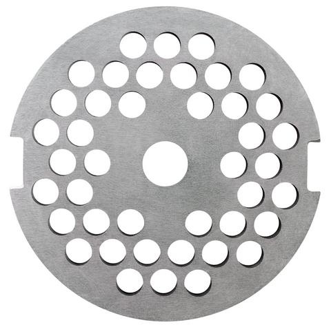 Lihamyllyn reikälevy Ankarsrum yleiskoneeseen 6 mm