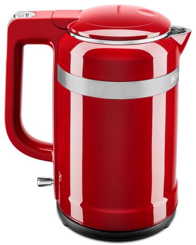 KitchenAid Design Collection vedenkeitin 5KEK1565EEER  punainen 1,5 L