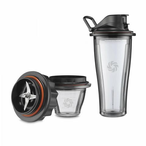 Vitamix Ascent sekoituskannu/pullo + teräosa aloituspaketti