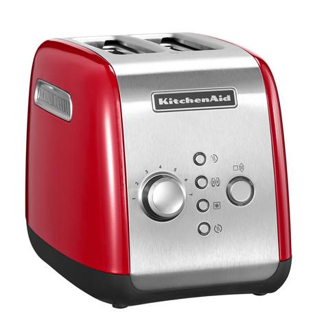 KitchenAid leivänpaahdin 2 palaa 5KMT221EER punainen