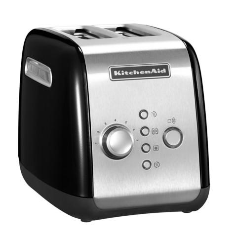 KitchenAid leivänpaahdin 2 palaa 5KMT221EOB musta