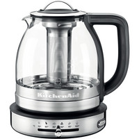 KitchenAid Artisan lasinen teenkeitin 5KEK1322ESS 1,5 L