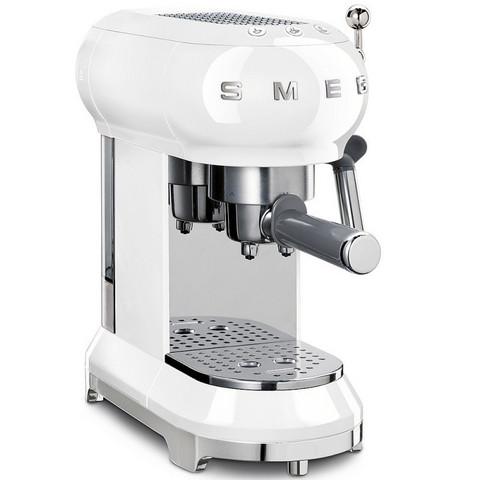 Smeg espressokeitin ECF01WHEU valkoinen