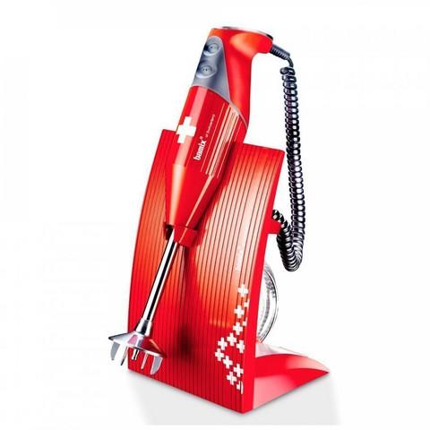 Bamix SwissLine M200 sauvasekoitin punainen