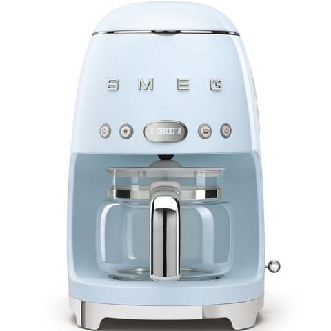 Smeg kahvinkeitin DCF02PBEU pastellin sininen 1,25 l