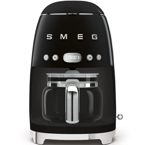 Smeg kahvinkeitin DCF02BLEU musta 1,25 L