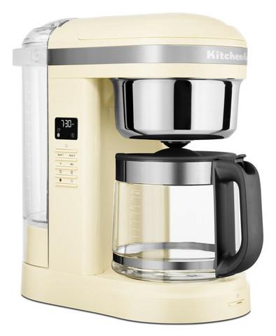 KitchenAid 5KCM1209EAC Drip kahvinkeitin kerma 1,7 l