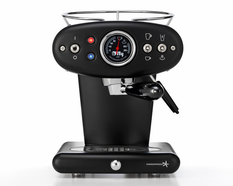 Illy X1 E&C 60248IL  kapseli-espressokone musta