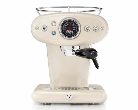 Illy X1 E&C 60250IL  kapseli-espressokone kerma