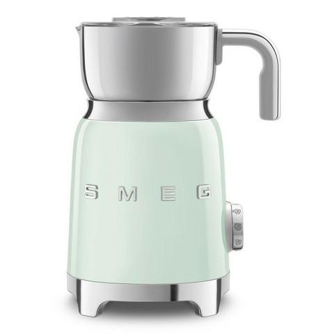Smeg MFF01PGEU maidonvaahdotin pastellin vihreä