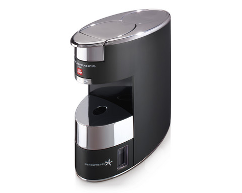 Illy X9  60177IL kapseli-espressokone musta