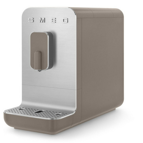 Smeg kahviautomaatti BCC01TPMEU taupe