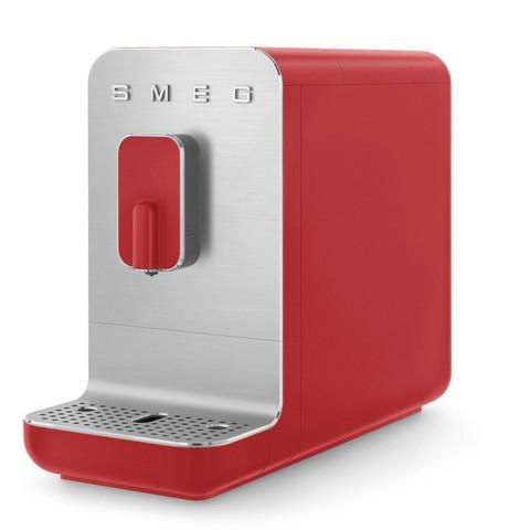 Smeg kahviautomaatti BCC01RDMEU punainen