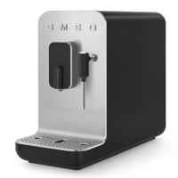 Smeg kahviautomaatti maidonvaahdottimella BCC02BLMEU musta