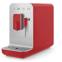 Smeg kahviautomaatti maidonvaahdottimella BCC02RDMEU punainen