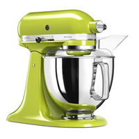 KitchenAid Artisan yleiskone 5KSM175PSEGA green apple 4,8+3 L
