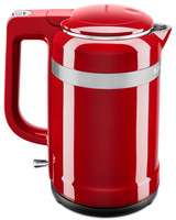 KitchenAid Design Collection vedenkeitin 5KEK1565EEER Englannin punainen 1,5 L