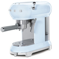 Smeg espressokeitin ECF01PBEU pastellin sininen