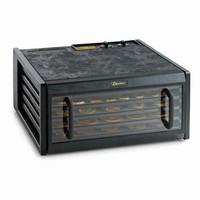 Excalibur 5 hyllyn elintarvikekuivuri  4526TCDFB läpinäkyvä ovi musta