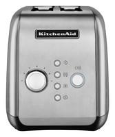 KitchenAid leivänpaahdin 2 palaa 5KMT221ECU contour silver