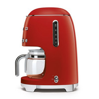 Smeg kahvinkeitin DCF02RDEU punainen 1,25 l