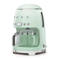 Smeg kahvinkeitin DCF02PGEU pastellin vihreä 1,25 l