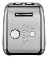 KitchenAid leivänpaahdin 2 palaa 5KMT221ESX teräs