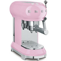 Smeg espressokeitin ECF01PKEU  vaaleanpunainen