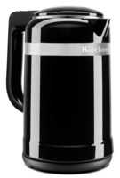 KitchenAid Design Collection vedenkeitin 5KEK1565EOB musta 1,5 l