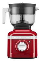KitchenAid Artisan tehosekoitin 5KSB4054ECA metallinpunainen 1,4 L sis. sitruspuristin