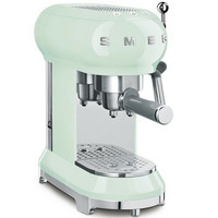 Smeg espressokeitin ECF01PGEU pastellin vihreä
