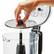 KitchenAid 7 cup monitoimikone 5KFP0719EBM matta musta 1,7 l