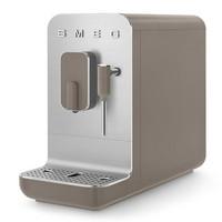 Smeg kahviautomaatti maidonvaahdottimella BCC02TPMEU taupe