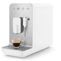 Smeg kahviautomaatti maidonvaahdottimella BCC02WHMEU valkoinen