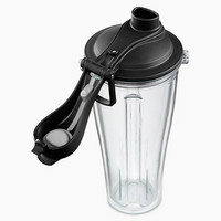 Vitamix S30 Flip Top smoothiepullo 600 ml ilman teräosaa