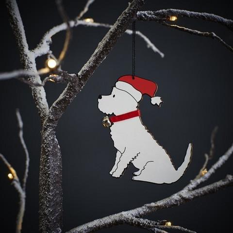 Joulukoriste, Westie
