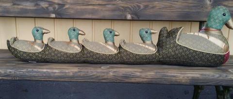 Vetostoppari, Maisy Mallard Ducks