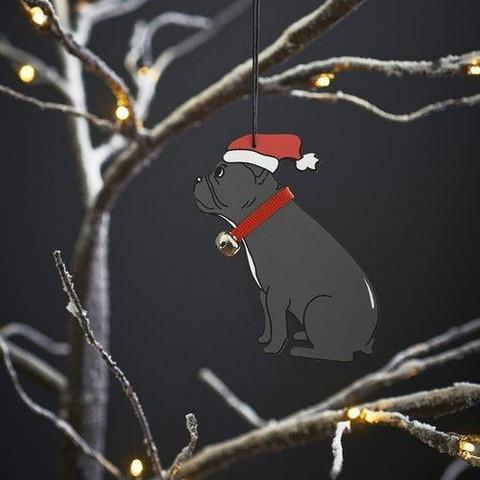 Joulukoriste, Ranskan bulldog