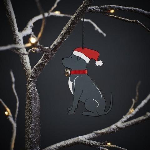 Joulukoriste, Staffie