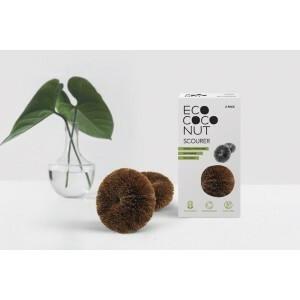 EcoCoconut pataharja 2-pakkaus