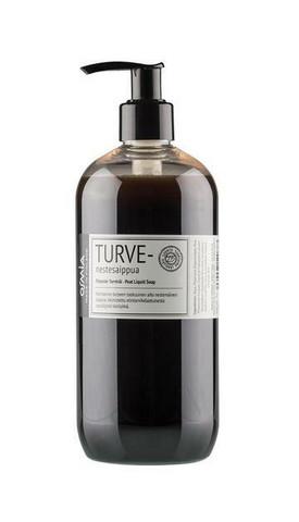 Nestesaippua TURVE 500 ml