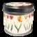 Tuoksukynttilä Tulppaanit, tuoksuna appelsiininkukka