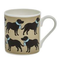 Labrador Mug Taupe