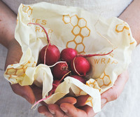 Bee's wrap 3- pakkaus kaikki koot (small, medium, large)