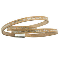 Rock by Sweden - Armband Läder Dear Mommy